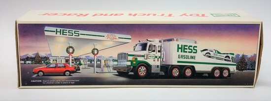 1988 Hess Truck Collectible in Packaging
