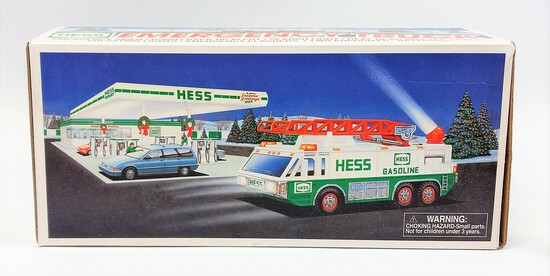 1996 Hess Truck Collectible in Packaging