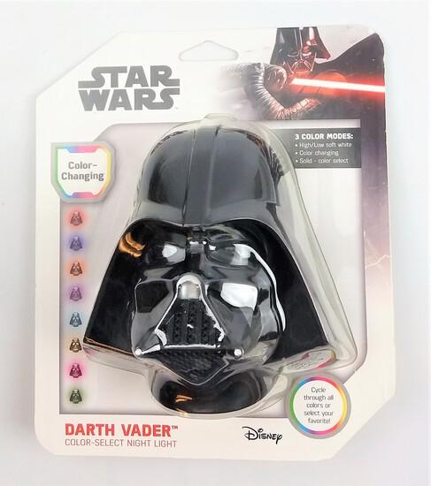 Star Wars Darth Vader Color-Select LED Night Light