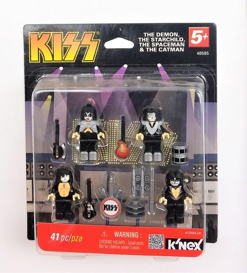 2012 KISS K'NEX Set 48585