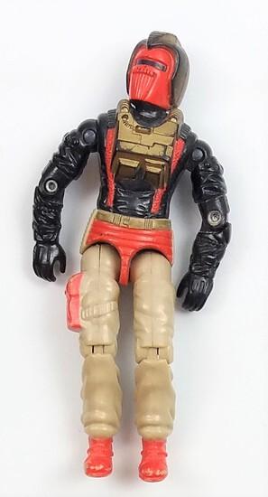 Vintage Demon Driver Ferret G.I. Joe Action Figure
