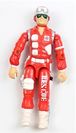 Vintage Lifeline G.I. Joe Action Figure