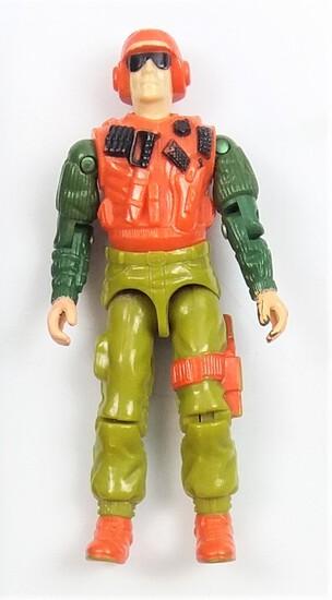 Vintage Skidmark G.I. Joe Action Figure