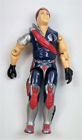 Vintage Tomax G.I. Joe Action Figure