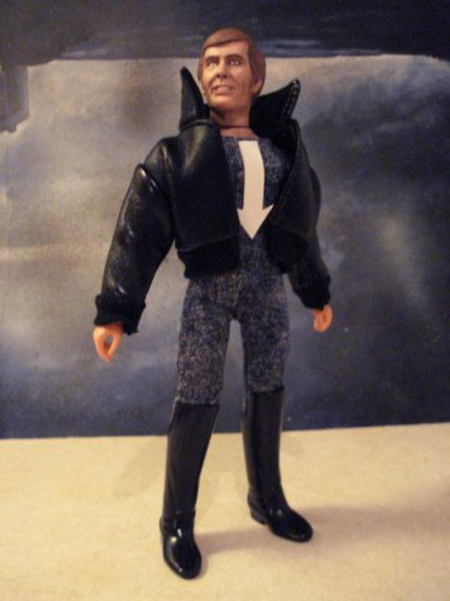 Doctor Thrust Custom Brick Mantooth Mego Figure