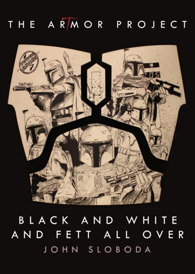 Black and White and Fett All Over