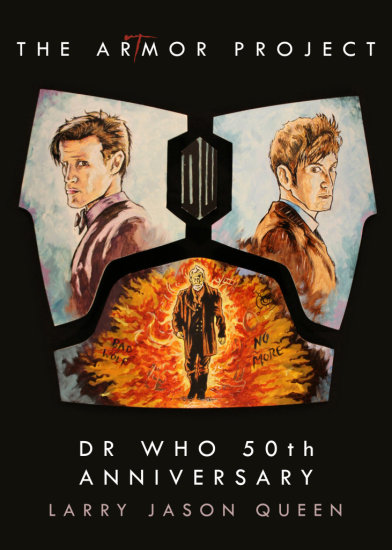 Dr Who 50th Anniversary