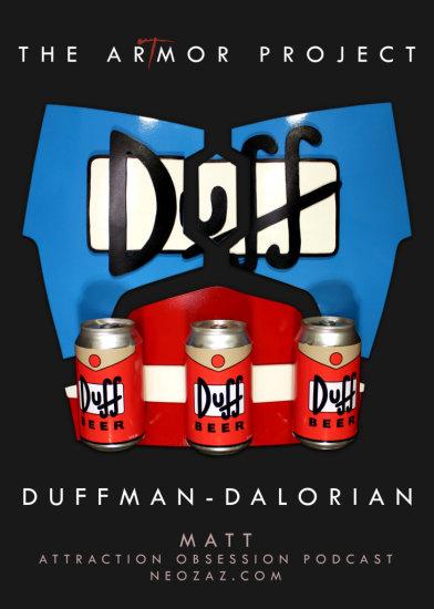 Duffman-dalorian