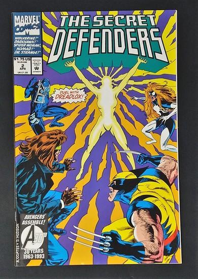 Secret Defenders #2