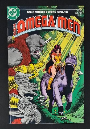 The Omega Men, Vol. 1 #25