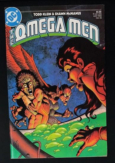 The Omega Men, Vol. 1 #26