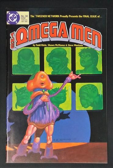 The Omega Men, Vol. 1 #38