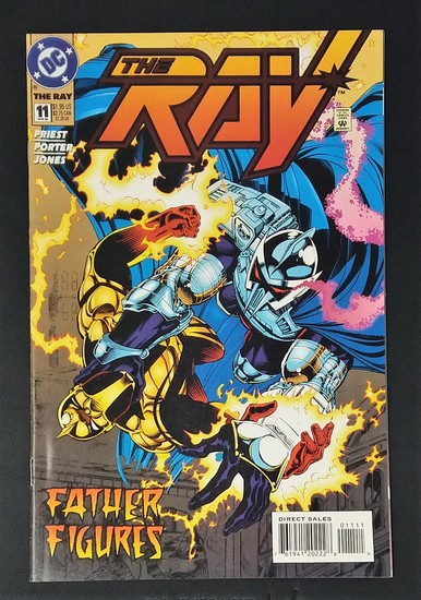 The Ray, Vol. 2 #11