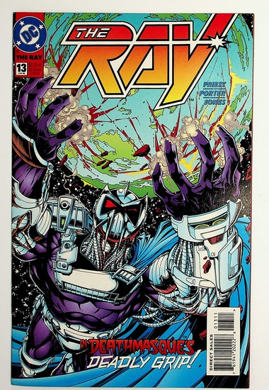 The Ray, Vol. 2 #13