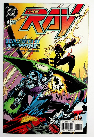 The Ray, Vol. 2 #15
