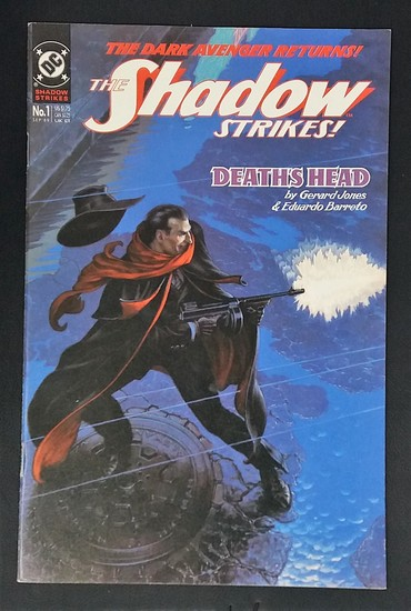 The Shadow Strikes #1