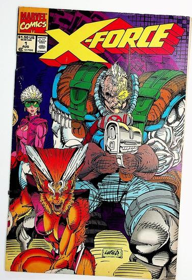 X-Force, Vol. 1 #1A