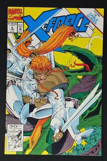 X-Force, Vol. 1 #6