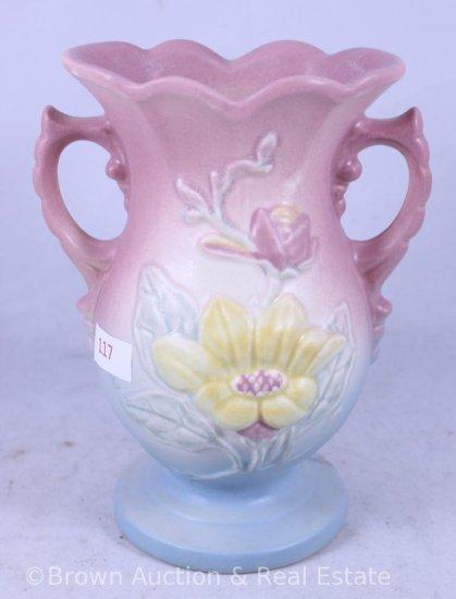 Hull Magnolia 6quoth Vase P Auctions Online Proxibid