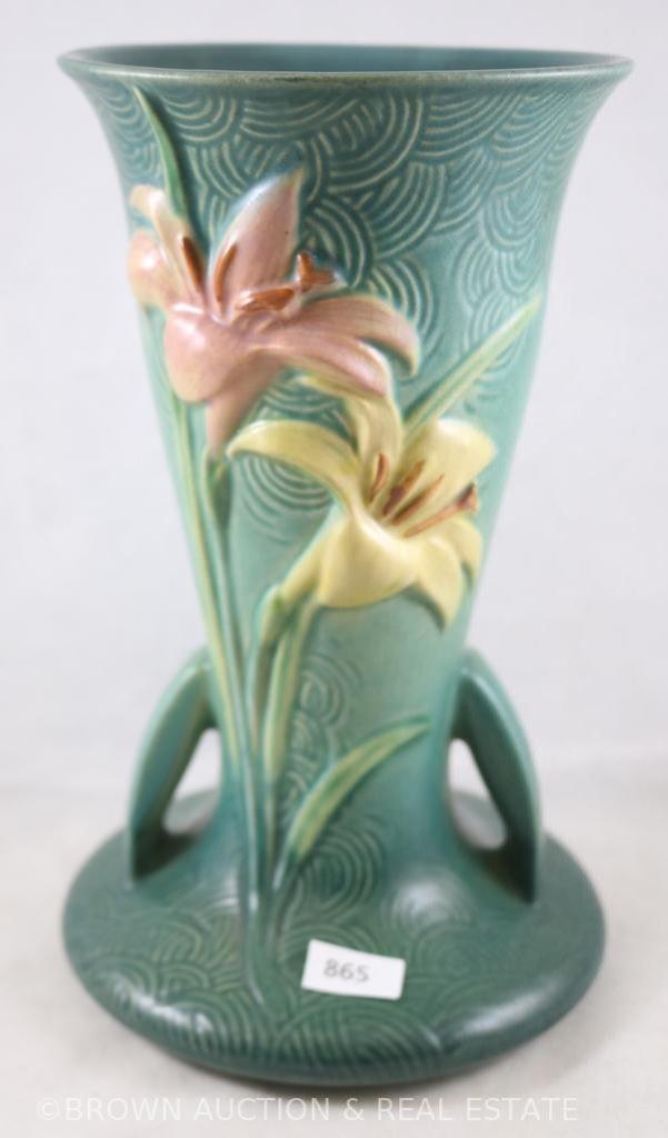Roseville Zephyr Lily 136 9qu Auctions Online Proxibid