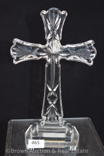 "Waterford 8"" Standing Cross"