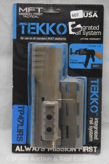 MFT TEKKO INTEGRATED RAIL SYSTEM