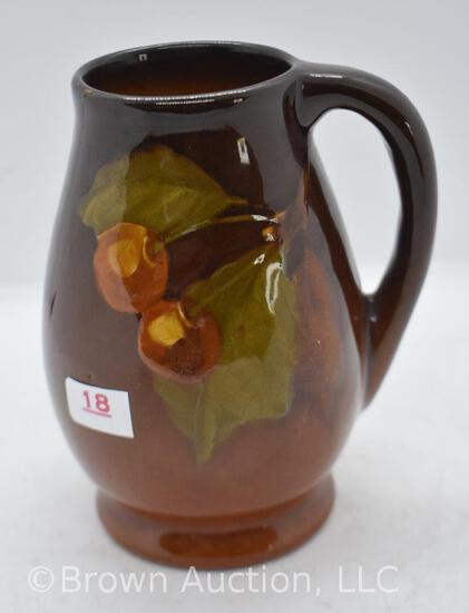 "Weller Louwelsa 5"" mug, cherries"