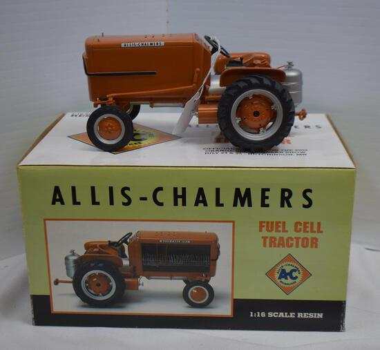 November Ant. & Coll. Auction Session #1- Tractors