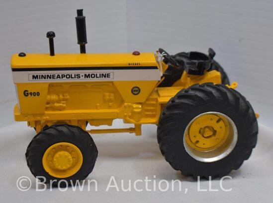 Minneapolis-Moline G900 diesel die-cast metal tractor