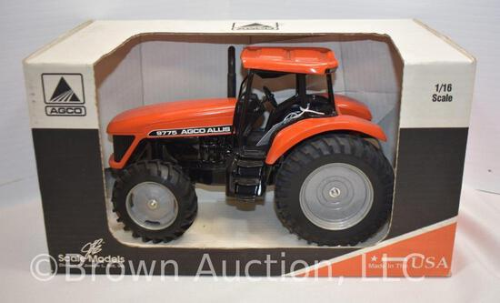 Agco Allis 9775 die-cast metal tractor