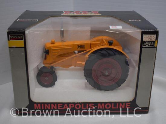 Minneapolis-Moline U die-cast metal gas tractor