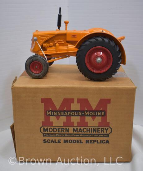 North Dakota Centennial Minneapolis-Moline UTS die-cast metal tractor