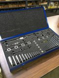 Greenfield metric set. tap- die and drill kit. Set No 2001