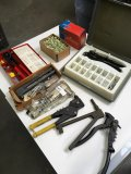 Rivnut guns, anchor nuts, right angle riveter, etc