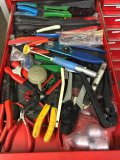Assorted Hand tools for electrical