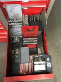 Assorted Vermont American, Precision,ITM, Cobalt, Snap-On,etc Drill bits.