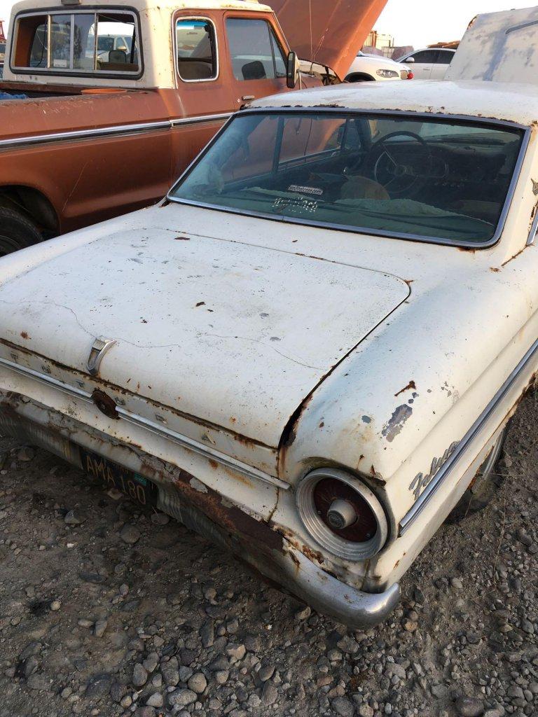 Lot: 1963 Ford Falcon Futura  | Proxibid Auctions