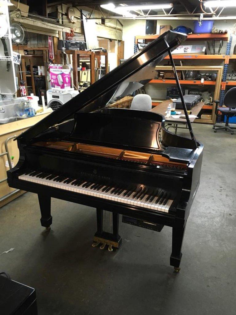 Beautiful Steinway & Sons Player Piano - New York Hamburg B 568989