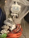 Graco Magnum Airless paint sprayer & accesories