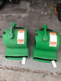 Stackable Drieaz 115 Volts 4.7 Amps Turbo Air Mover / Carpet Dryer