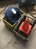 Communication cable & cones