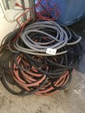Assorted water hoses