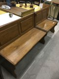 Breakfast nook seating benches with storage one is 48