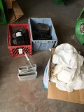 Lot of compressors, coils and assorted items