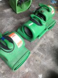 Servpro Turbo Air Mover / Carpet Dryer, They have tags with ?slow start? on them