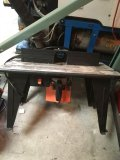 Chicago Router table