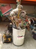 Lot of assorted cleaning items