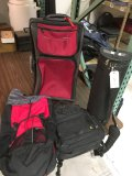 Assorted luggage/bags