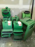 Lot of Air Mover Carpet Dryers & parts. Not working.