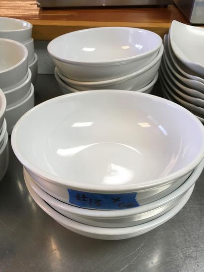 Radford China Soup Bowls, 8 1/2 in. Diameter
